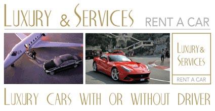 LUXURY & SERVICES RENT